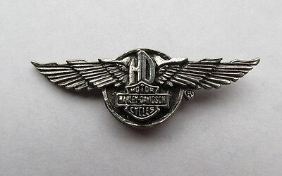 NEW Licensed Harley Davidson HD Wings Bar & Shield - Made in USA by Raintree