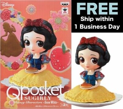 Banpresto Snow White Kunika x Q posket Sugirly Disney Characters Figure Type A