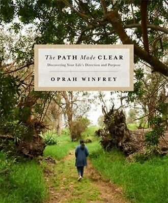 NEW The Path Made Clear By Oprah Winfrey Hardcover Free Shipping
