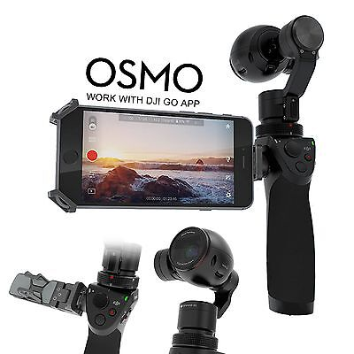 4K DJI Osmo Handheld SteadyGrip Camera With 3-Axis Gimbal X3 System Kit