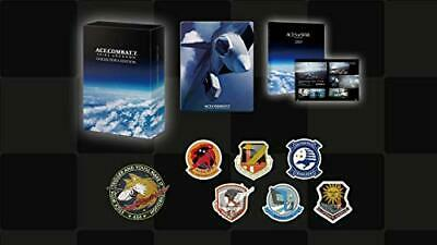 Ace Combat 7: Skies Unknown Collectors Edition Ps4 Jp