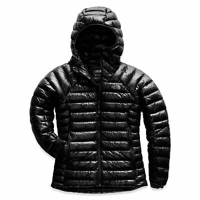 7297bf351f42 The North Face Summit Series Black Lightweight Down Jacket for Women - Size  M