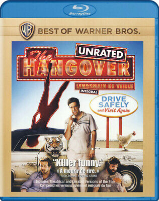 The Hangover (Unrated) (Blu-ray) (Bilingual) ( New Blu