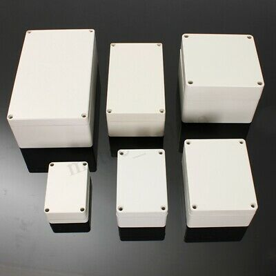 Waterproof ABS Electronics Project Boxes Enclosure Instrument Hobby Case