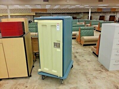 Cambro Insulated Hospital Institution Meal Delivery Cart