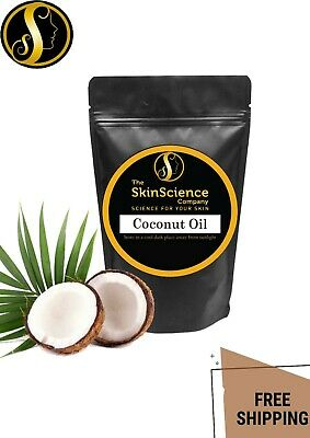 Organic Coconut Oil Cold Pressed Soap Hand Cream for Hair and Skin - Free Post