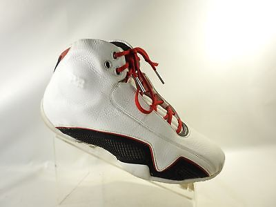 promo code 42614 af7a6 2005 Nike Air Jordan 21 XXI Size 11.5 M Black White Red Basketball Mens  Shoes