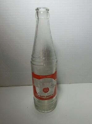 Vintage HIRES  ROOT BEER  12 oz  BOTTLE  With Roots Barks Herbs PAT. 99839