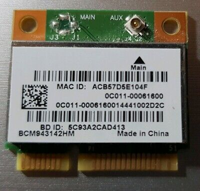 Acer Aspire 7551G Broadcom WLAN Windows