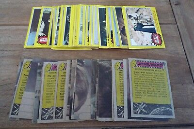 Topps Star Wars Cards 1977 - 3rd Series nos 133-198 VGC  Pick The Cards You Need