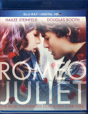 Romeo & Juliet (Blu-Ray + Digital HD) (Blu-Ray Nuevo Azul