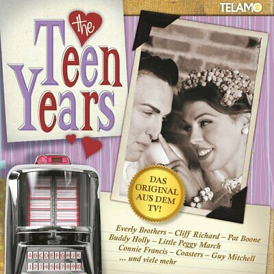 The Teen Years - Das Original aus dem TV! CD NEU OVP