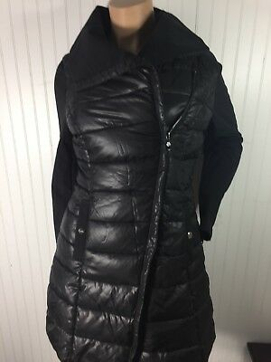 fc320dd3706 MADDEN GIRL JUNIORS Faux-Fur-Trim Waterproof Puffer Coat Black Size ...
