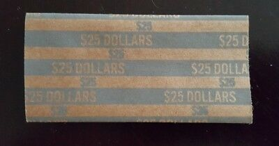 950 Coin Wrappers For Presidental Dollars, Sacagawea Dollar  & Susan B. Anthony