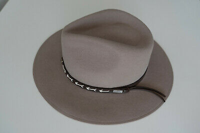 47a9191b1 NEW CONNER SHAPEABLE 3.5 Brim 100% Rain Proof WOOL Western Cowboy ...
