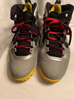 huge discount 14f18 fe56c Nike Jordan Melo M9 Mens Size 9.5 Flywire Zoom Basketball Shoes 551879-027  Nice!