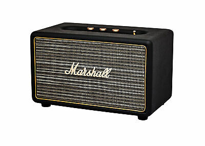 Marshall 4091800 Acton Bluetooth loudspeaker 50 W Black Active Stereo Loudspeake