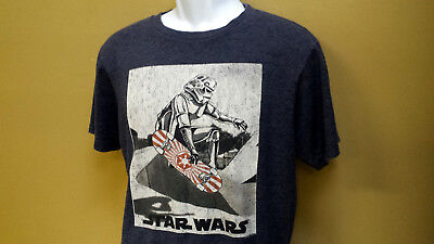 Star Wars Skateboarding Storm Trooper, Youth XXL T-Shirt, Old Navy