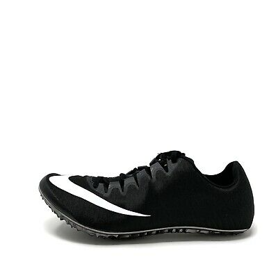 4d5a3bc6f Nike Zoom Superfly Elite Running Track Spike Black White 835996-017 Size 12