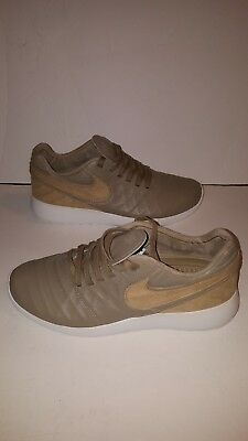 2d96c3cfed06 NEW Nike Roshe Tiempo VI QS Size 8.5 Men s Running Leather Shoes 853535-200   130