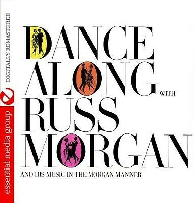 Russ Morgan - Dance Along with [New CD] Manufactured On Demand