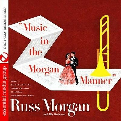 Russ Morgan - Music in the Morgan Manner [New CD] Manufactured On Demand