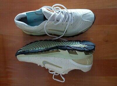 SCARPE NIKE AIR MAX 2003 WHITE GOLD: MAI INDOSSATE CON SCATOLA Tg.10 US/44 EU