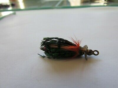 "rare vintage Hardy Alnwick  halcyon fishing lure bait 1"" size.."