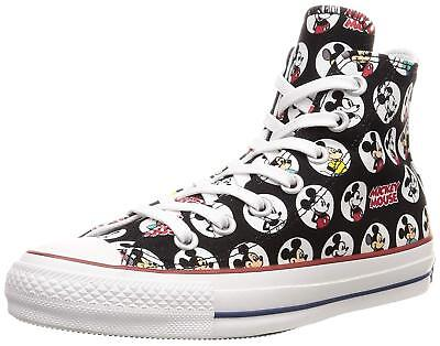 94371d80848 CONVERSE ALL STAR 100 Mickey Mouse PT HI AS100 M P H Sneakers US4 ...