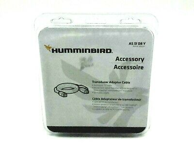 NEW HUMMINBIRD AS SI DB Y Transducer Adaptor Cable 720055-1