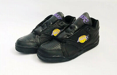 vintage converse ox los angeles lakers shoes mens size 8 deadstock NWOB 90s