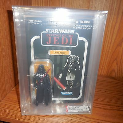 Star Wars Sdcc Revenge Of The Jedi Darth Vader Vc08  Afa 85