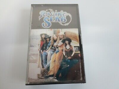 Raging Slab ~ Self Titled ~ Bmg 1989 ~ 9680-4-R ~  Cassette New
