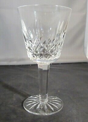 Waterford Crystal Lismore Claret Red Wine Glass 5 7/8 Inches