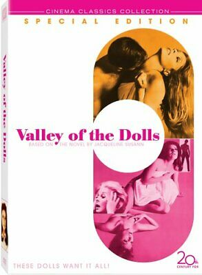 VALLEY OF THE DOLLS New Sealed 2 DVD Set Special Edition