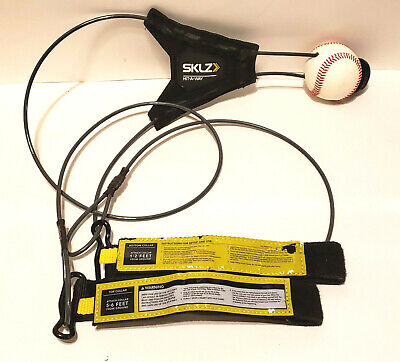Sklz Hit A Way Baseball Swing Trainer Solo Practice Aid