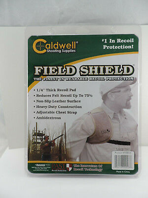 Caldwell Field Shield PAST Recoil Protection Shooting Pad Product #350010