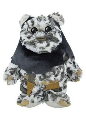 """NEW Disney Parks Exclusive Star Wars Ewok WIDDLE Plush 9/"""" Doll Toy May the 4th"""