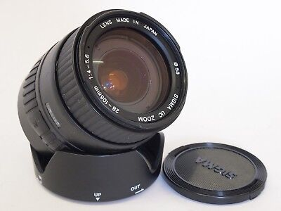Sigma AF UC 28-105mm F4-5.6 Canon EF Mount Zoom Lens, Stock No u9046