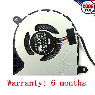 New Laptop CPU Cooling Fan Replacement for Dell Inspiron 15 5568 7569 7579 13 5368 5378 5379 P//N:031TPT 31TPT