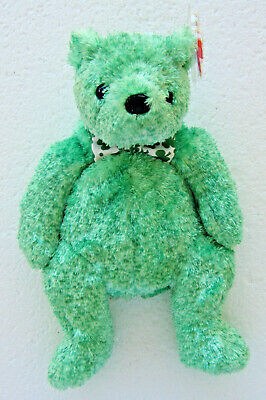 62316057055 TY BEANIE BABY LUCK-e - the St Patrick s Day Bear -  5.99
