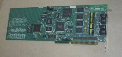 Brooktrout Dialogic D/42-PA 4-Port Voice Processing Card ISA D42 D42PA for PBX/K