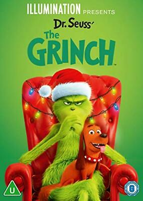 The Grinch [DVD] [2018] - DVD  ZDVG The Cheap Fast Free Post