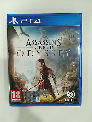 Assassin's Creed Odyssey - Ps4 Playstation 4