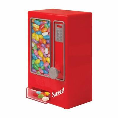 Red Retro Style Children's Kids Sweet Vending Machine Candy Dispenser Toy Gift