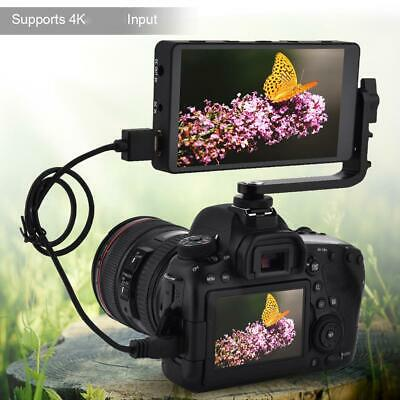 "BESTVIEW S5 5 5"" 4K HDMI Full HD 1920x1080 camera Video Monitor for DSLR HOT"
