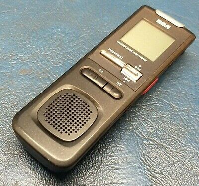 RCA RP-5010B DIGITAL Handheld Portable Voice Recorder TESTED