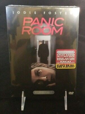Panic Room (DVD)  2002, The Superbit Collection