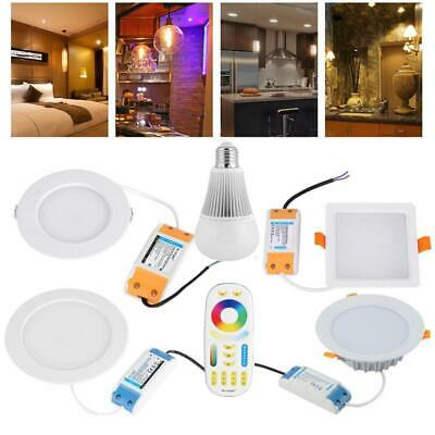 Milight RGB CCT Ceiling Downlight Waterproof Remote WiFi remote LED Panel light