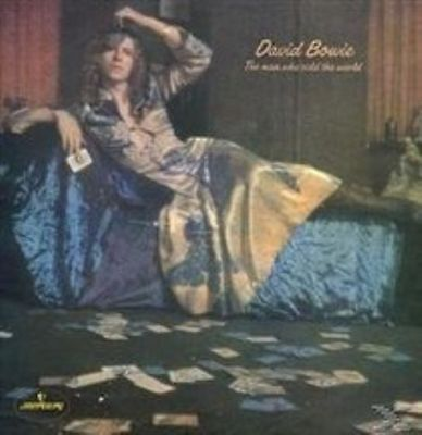 Cd David Bowie The Man Who Sold The World Brand New Sealed 2015 Remastered